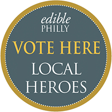 Vote for your Edible Philly Local Heroes Here