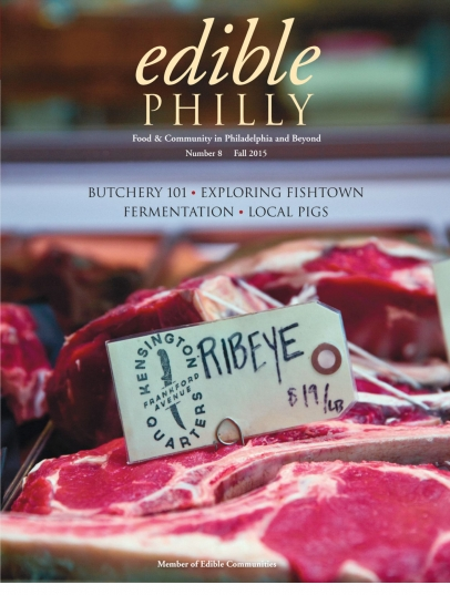Fall 2015 Issue Edible Philly