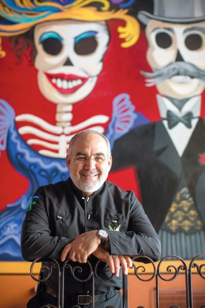 Restaurateur David Suro-Piñerais on a mission to save tequila