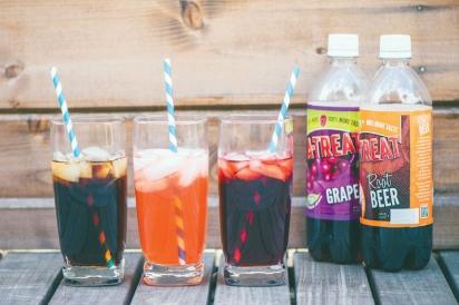 A-Treat Sodas