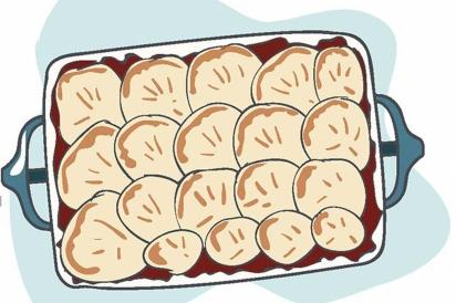 celery root lasagna