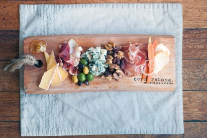 Charcuterie Board from Cornerstone