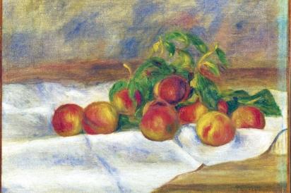 Les Pêches by Pierre-Auguste Renoir