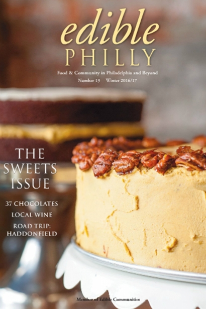 Edible Philly, Issue #13, Winter 2016/2017
