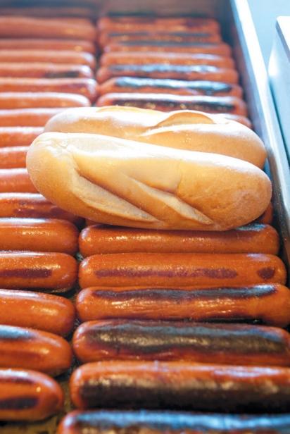 Hot Sausages