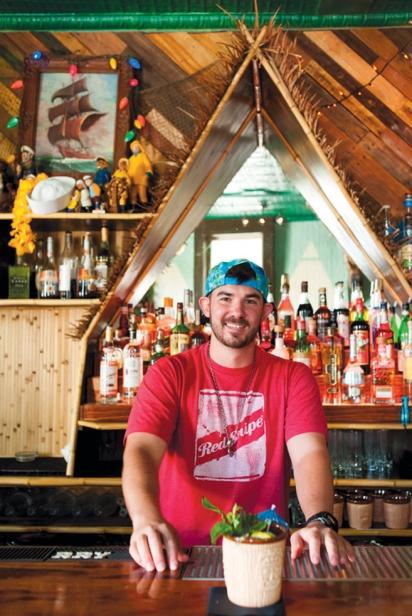 Josh Keck of The Yachtsman
