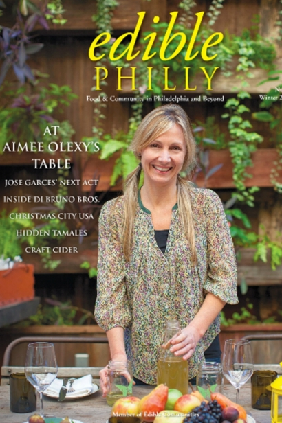Edible Philly, Issue #1, Winter 2013/2014