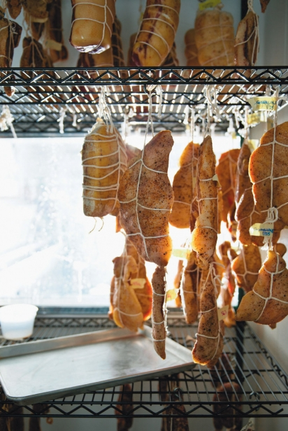 Hanging Meats