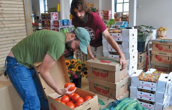 Riverwards Produce Market
