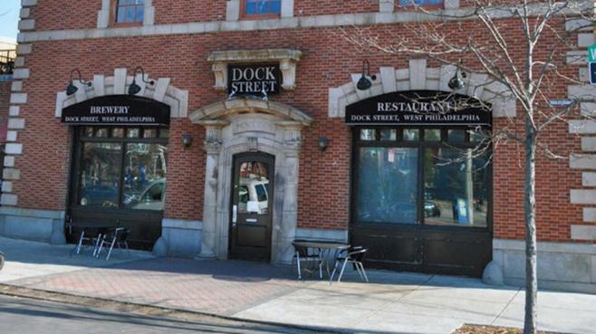 Dock Street Brewery